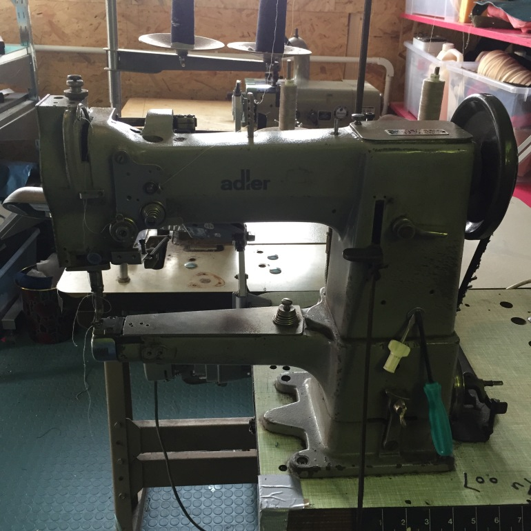 adler cylinder arm 1